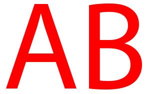 Blodgrupp AB